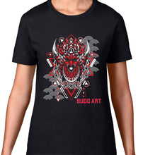 Load image into Gallery viewer, GRAPHIC TEE -  SAMURAI MASK 6