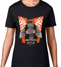 Load image into Gallery viewer, GRAPHIC TEE -  BUDO PUNK