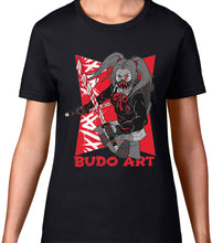 Load image into Gallery viewer, GRAPHIC TEE -  FEMALE BUDO PUNK