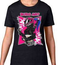 Load image into Gallery viewer, GRAPHIC TEE -  FEMALE BUDO BIKIE