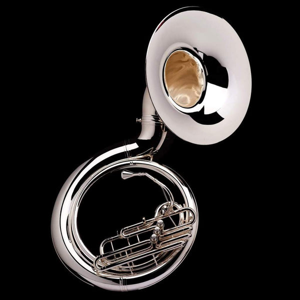Sousaphone and Helicons