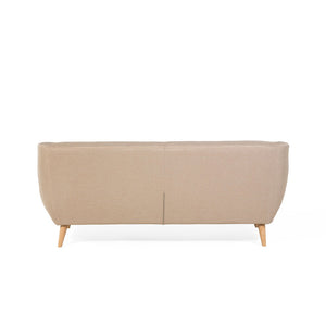 Chanakira Fabric 3 Seater Sofa