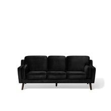 Load image into Gallery viewer, Netsayi 3 Seater Velvet Sofa. Shop Simple.furniture.