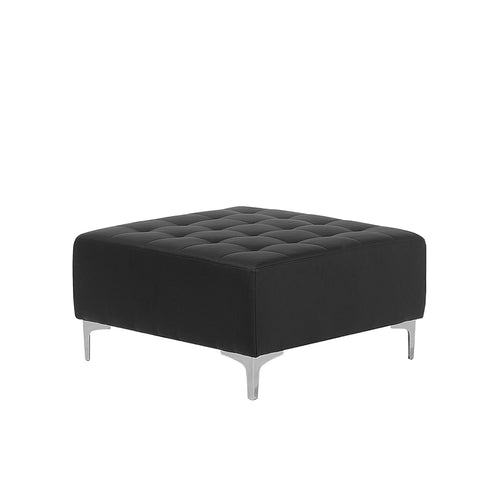 Northwood Faux Leather Ottoman. Shop Simple.furniture.