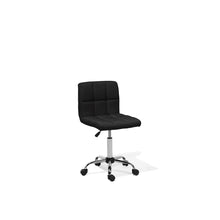 Load image into Gallery viewer, Kurira Armless Office Chair. Shop Simple.furniture.