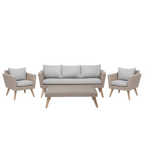 Woodville Garden Sofa Set