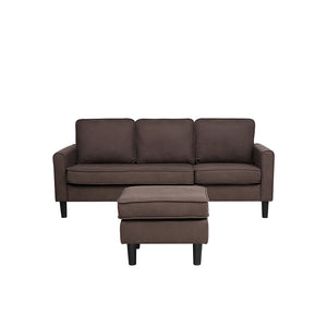 Donnybrook 3 Seater Sofa With Ottoman