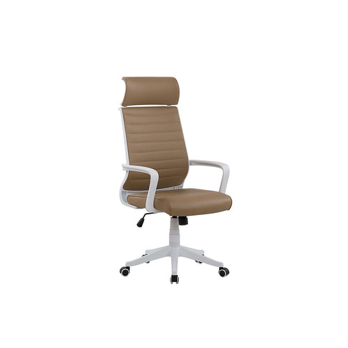 Mambo Faux Leather Swivel Office Chair. Shop Simple.furniture.