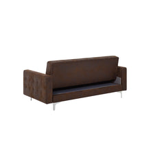 Load image into Gallery viewer, Northwood Faux Leather 3 Seater Sofa. Shop Simple.furniture.