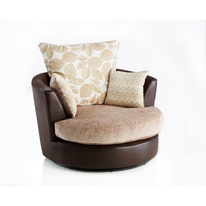 Northolt Swivel Chair - Simple.furniture