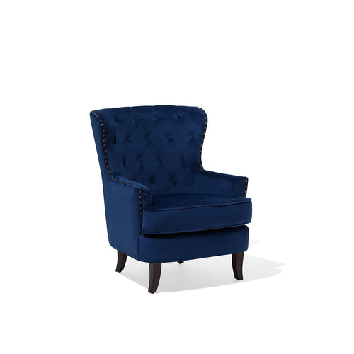 Chanaka Velvet Armchair. Shop Simple.furniture.