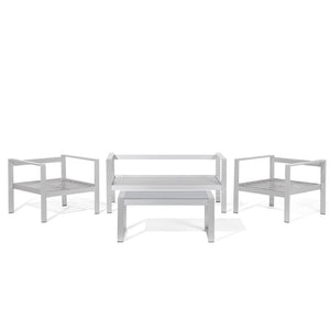 Kudzanai 4 Seater Garden Sofa Set. Shop Simple.furniture.