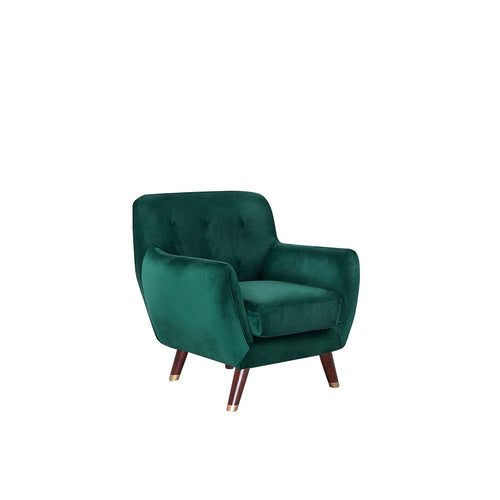 Fungisai Velvet Armchair. Shop Simple.furniture.