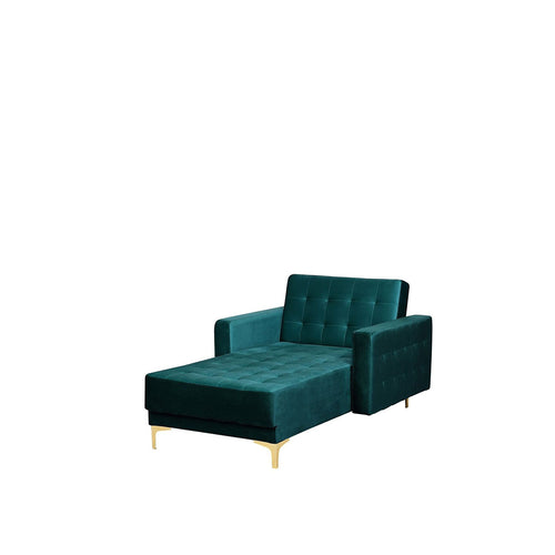 Northwood Velvet Chaise Longue. Shop Simple.furniture.