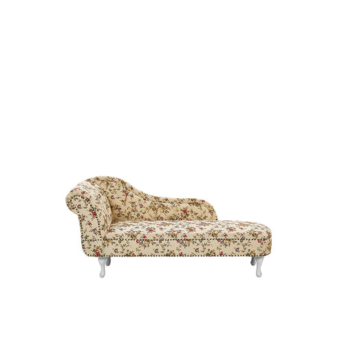 Rapata Fabric Chaise Longue. Shop Simple.furniture.
