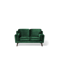 Load image into Gallery viewer, Netsayi Velvet 2 Seater Sofa. Shop Simple.furniture.