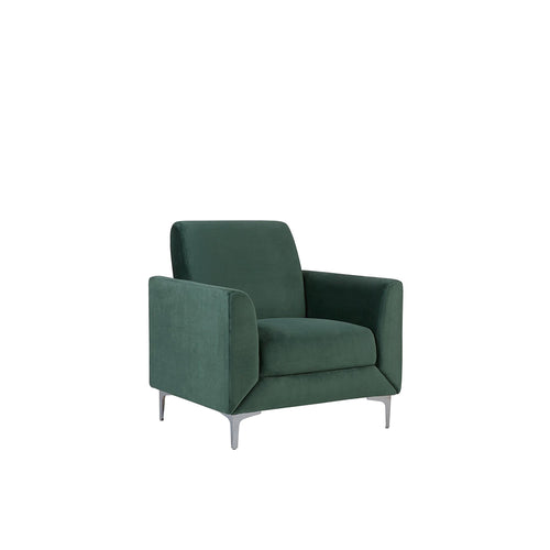 Rudorwashe Velvet Armchair. Shop Simple.furniture.