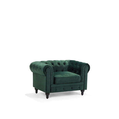 Chester Velvet Armchair. Shop Simple.furniture.