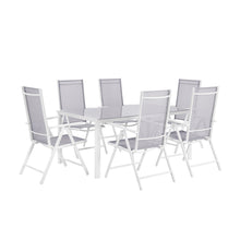 Load image into Gallery viewer, Harutizvirufu Garden Dining Set. Shop Simple.furniture.