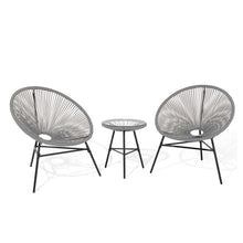 Load image into Gallery viewer, Borrowdale Bistro Chair Set. Shop Simple.furniture.