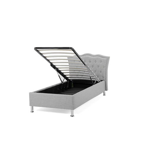Takura Fabric Bed With Storage. Shop Simple.furniture.