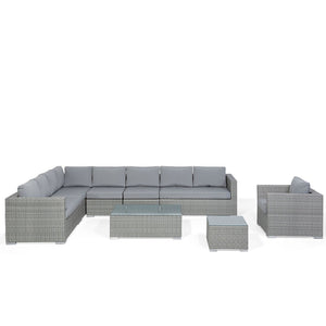 Fudzayi 8 Seater Garden Lounge Set. Shop Simple.furniture.