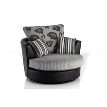 Load image into Gallery viewer, Lonnah Swivel Chair - Simple.furniture