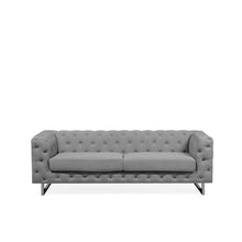 Load image into Gallery viewer, Tamirira Fabric 3 Seater Sofa. Shop Simple.furniture.