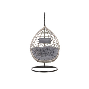 Zororayi Garden Hanging Chair With Stand - Simple.furniture