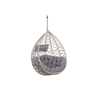 Zororayi Rattan Hanging Chair With Stand. Shop Simple.furniture.