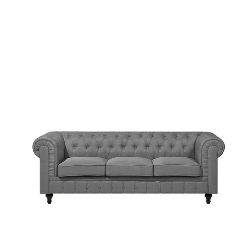 Chester 3 Seater Fabric Sofa. Shop Simple.furniture.