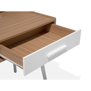 Pebasa Home Office Desk - Simple.furniture