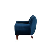 Load image into Gallery viewer, Fungisai Velvet Armchair. Shop Simple.furniture.