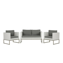 Load image into Gallery viewer, Anoona 4 Seater Garden Sofa Set. Shop Simple.furniture.