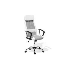Load image into Gallery viewer, Tanga Faux Leather Swivel Office Chair. Shop Simple.furniture.