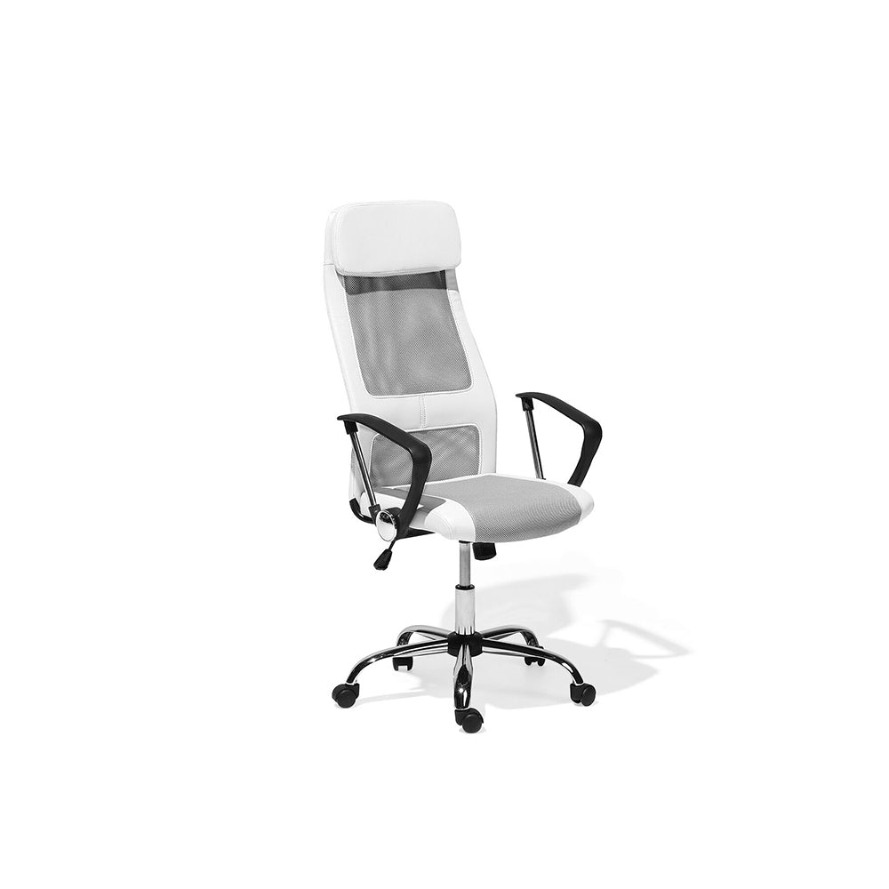 Tanga Faux Leather Swivel Office Chair. Shop Simple.furniture.