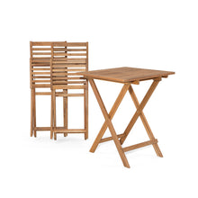 Load image into Gallery viewer, Service Wooden Bistro Set