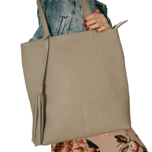 NASHE - All-In Handbag / Beige