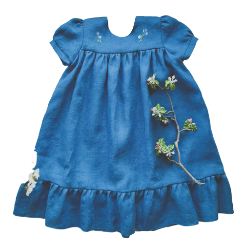 LILEN - Sky Dress - Yuugen Store
