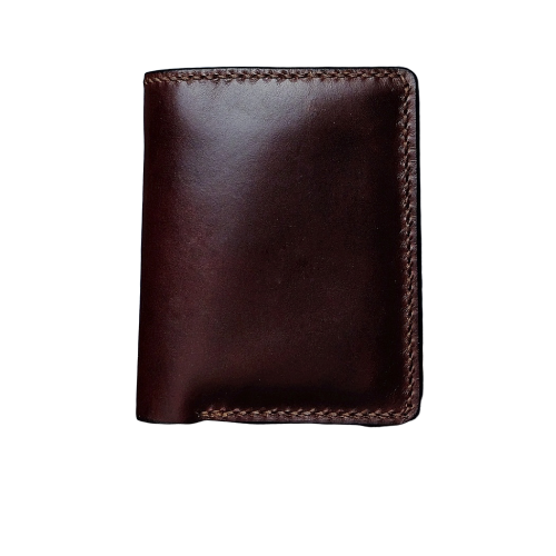 WILDLEATHER - Long Leather Wallet (1) - Yuugen Store