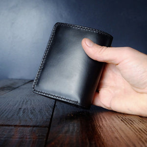 WILDLEATHER - Long Leather Wallet (2) - Yuugen Store