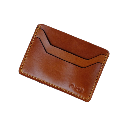 WILDLEATHER - Mini Leather Wallet - Yuugen Store