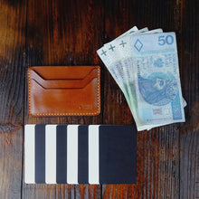 Load image into Gallery viewer, WILDLEATHER - Mini Leather Wallet - Yuugen Store