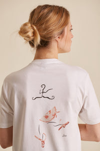 L26 - Organic Cotton Ballerina T-Shirt