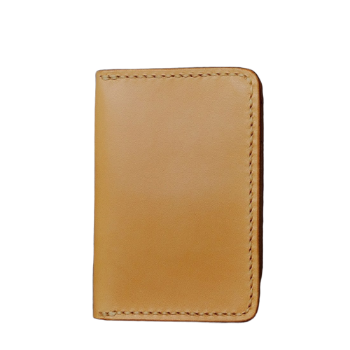 WILDLEATHER - Tall Leather Wallet - Yuugen Store