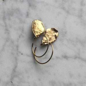 EVA JEWELLERY - Leaves Earrings