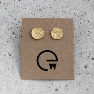 EVA JEWELLERY - Moon 9 Earrings