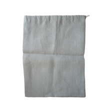 Load image into Gallery viewer, MIKROKLIMAT - Multipurpose Linen Bag / Mint