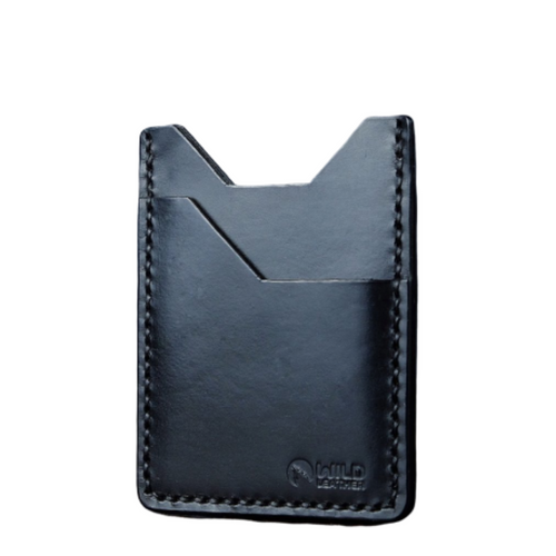 WILDLEATHER - Thin Leather Wallet - Yuugen Store