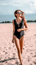 Load image into Gallery viewer, MIGELOVE - Vilamoura Swimsuit / Black - Yuugen Store